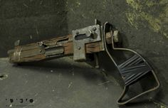 Fallout 4 Fan Creates Real Pipe Bolt Action Pistol