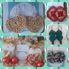 Marie Whimsy Crochet (@mariewhimsycrochet) • Instagram-bilder og -videoer My Works, Crochet Earrings, Etsy Shop, Projects, Instagram, Log Projects