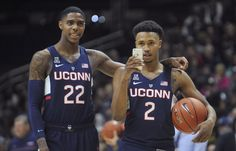 Terry Larrier will begin his UConn career with high expectations. He is one of 20 players listed on the Julius Erving Award's watch list, released Wednesday.