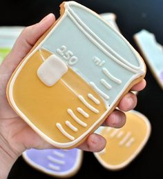 Laboratory Inspired Baking