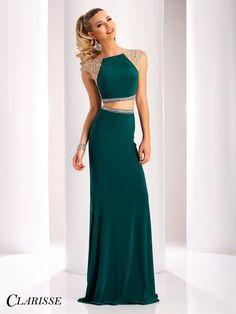 CLARISSE - Spring 2017- Clarisse 2017 Two Piece Prom Dress 3024