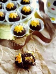Citra's Home Diary: Black Nastar (Pineapple bite) @IdFB Challenge#16 Cookies