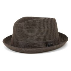 5a8f99d2fe1483 Bailey of Hollywood Billy Brown. Our best-selling Billy style is a modern  trilby silhouette available in a wide array of colors. This custom woven  Toyo ...