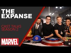 SyFy's The Expanse - Marvel LIVE! NYCC 2016 - Video --> http://www.comics2film.com/syfys-the-expanse-marvel-live-nycc-2016/  #Marvel