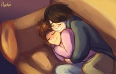 More Snuggles by Had
