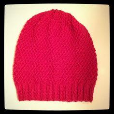 Mössmönster – iminkaffekopp Crochet Hood, Quick Knits, Stockinette, Cap Sleeves, Knitted Hats, Knitting Patterns, Beanie, Stitch, Blog