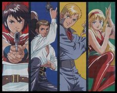 30 day anime challange, day 1 - First anime ever watched?  That was Saber Rider and the star sheriffs. Oh dear, I still remember rushing home from school like crazy, just to see the show!