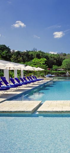 #Jetsetter Daily Moment of Zen: Round Hill Hotel and Villas in Montego Bay, #Jamaica. ....wish I was there.