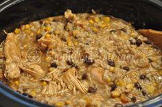 Fiesta Chicken Rice