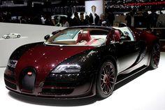 #Bugatti #Veyron La Finale – Fotos y video desde el Salón de Ginebra 2015 #Geneve #autos #coches
