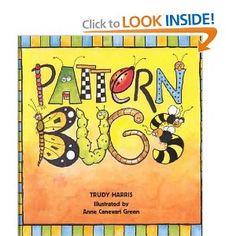 Pattern Bugs - Kindergarten???