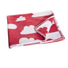 Oopsie Moln Cloud Red Children's Blanket