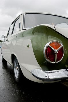 Cortina - used to do deliveries in one of these in my youth