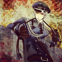 Gilbert/Prussia ♥