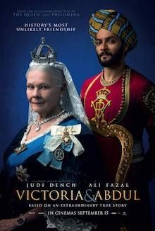 Uni-versalEXTRAS supplied casting services for Stephen Frears' Victoria and Abdul feature film. In addition to supplying some background roles, Uni-versalEXTRAS also cast a stand-in for Ali Fazal, playing Abdul Karim.