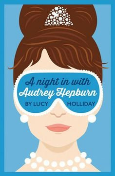 A Night in with Audrey Hepburn by Lucy Holliday. A fantastic summer read with superb cover art that looks amazing on the book shelf (front facing of course!)  This is Lucy's debut novel. Her next novel entitled A Night in with Marilyn Monroe is due out in the Autumn and another entitled A Night in with Grace Kelly is in the pipeline. All have this similar gorgeous cover art which I already love.