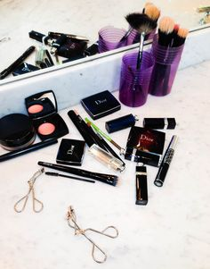 Just beauty tips from Charlize Theron. NBD. http://www.thecoveteur.com/charlize_theron_leslie_fremar_oscars