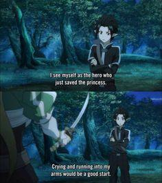 Lol, Kirito