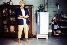 David Bowie in Bangkok, 1983