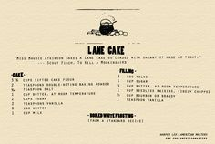 The Cake That Made Maycomb Famous: The Lane Cake | American Masters | PBS