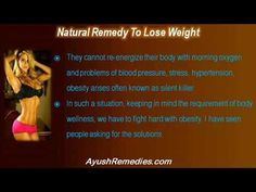 This video describes about Slim-N-Trim supplements - natural remedy to lose weight. You can find more details about Slim-N-Trim capsule at http://www.ayushremedies.com