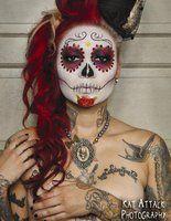 Dia de los Muertos 4 by Meagan-Marie on deviantART