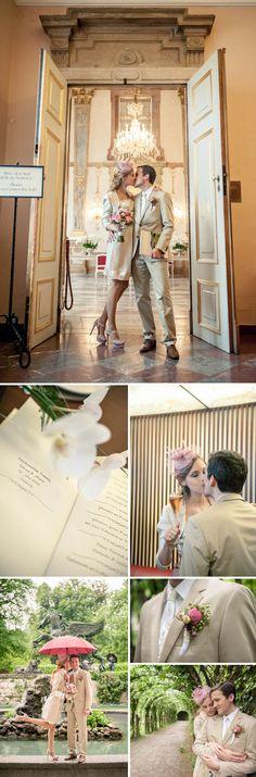 Standesamtliche Hochzeit in Salzburg von Birgit Roschach Photography