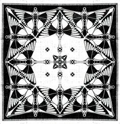 Chris Lebeau ontwerp  1907. geheel JPG