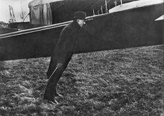 Levent de l'helice de l'aeroplane Ensault Pelterie 1911