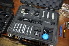 Pelican 1400 Case GoPro Layout Idea