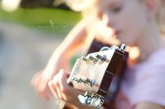 my girl and her guitar - a new found love by karen_porter, via Flickr