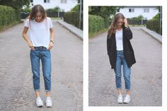 Boyfriend jeans | Velour