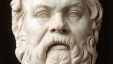 I chose this image of Socrates because he was one of the great philosophers during the Classical Period of Ancient Greece. Greek History, Ancient History, Art History, Roman History, Socratic Method, Western Philosophy, Rome Antique, Classical Period, Classical Athens