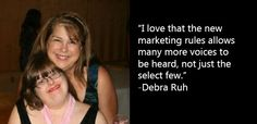 Debra Ruh is a digital marketing professional who enables people with disabilities' voices to be heard and included in marketing and communications outreach. As the founder of Ruh Global Communications, a strategic communications and digital marketing firm, she strongly believes…