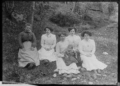 Catalunya 1900, dones