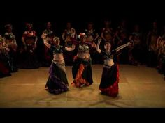 ATS Sisters Collective @ Roma Tribal Meeting 2016 - YouTube