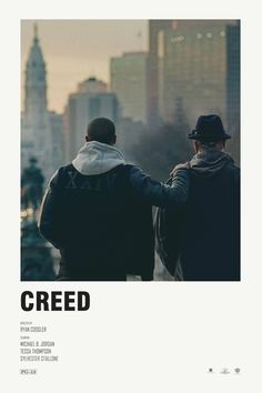 Creed alternative movie poster Visit my Store