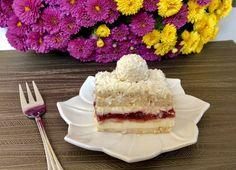 Księżniczka - ciasto bez pieczenia - Blog z apetytem Polish Recipes, Polish Food, Sweet Recipes, Tiramisu, Deserts, Food And Drink, Cookies, Baking, Breakfast