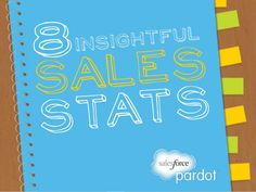 8 Insightful Sales Stats: Did you know 70% of the buying process is complete by the time a prospect is ready to engage with #sales? #slideshare
