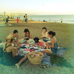 Planazo: Playa + manualidades