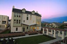 Urban townhome in Daybreak, Utah by Sego Homes. www.daybreakutah.com