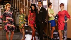 Mad Men & The Fabulous Fragrances Worn by Them: Mad Men and its cultural impact is huge in style nostalgia
