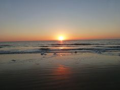 Love sunrises at Hunting Island State Park Campground, South Carolina.   Go to www.YourTravelVideos.com or just click on photo for home videos and much more on sites like this.