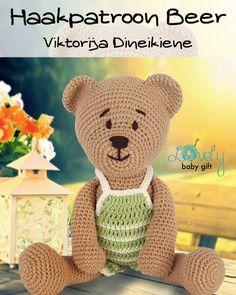 Amigurumi Teddy Bear Free Crochet Pattern Crochet pattern by Viktorija Dineikiene Crochet Teddy Bear Pattern, Crochet Patterns Amigurumi, Plush Pattern, Christmas Knitting Patterns, Knitting Patterns Free, Baby Patterns, Free Knitting, Teddy Bear Toys, Teddy Bears