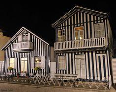 Casas en Costa Nova