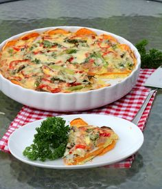 Quiche, Nom Nom, Food And Drink, Gluten, Yummy Food, Breakfast, Health, Frisk, Morning Coffee