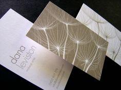 light feel business card 25 Killer Graphic Design Business Cards