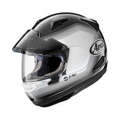 #Arai #QV-PRO #Shade #White #Motorbike #Helmet Buy your own on www.helmade.com