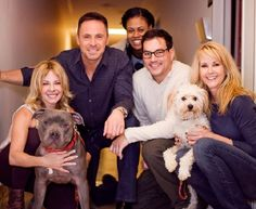 """General Hospital"" stars William deVry [Julian Jerome], Tyler Christopher [Nikolas Cassadine], and Vinessa Antoine [Jordan Ashford] were on hand to welcome ""Hope for Paws"" to the set of ""GH."" The non-profit organization is an animal rescue mission based in Los Angeles, California. Rebecca Staub [ex"