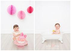 cake smash baby photography, birthday baby photography essex, julia and mia ©juliaandmia.com